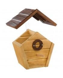 Дървена Къща/Гнездо за Птици - Ferplast