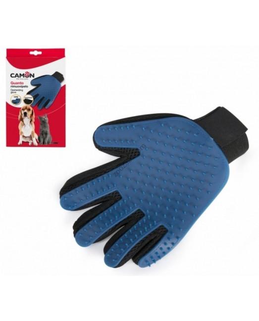 Camon Deshedding glove - ръкавица за разресване на късокосмести кучета