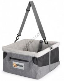 Camon Walky Pet Drive Box Basic - кош за предна седалка 38 / 38 / 22 см.