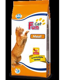 Farmina Fun Cat Meat - пълноценна храна с пилешко месо за котки 20кг.
