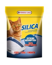 Силиконова тоалетна за Котки 5 л. - Versele Laga