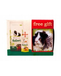 Храна за Морски Свинчета + Подарък - Кутия за съхранение на Храна и Лакомство