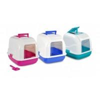 Camon Eassy Liter Box - закрита котешка тоалетна 48 / 38 / 40 см.