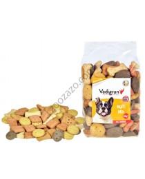 Vadigran SNACK DOG BISCUITS MULTI MIX - деликатесни бисквитки, мулти микс 500 гр.