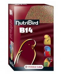 Versele-Laga NutriBird B14 - Пълноценна екструдирана храна за малки Папагали 1кг.