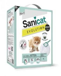 Sanicat Evolution Kitten - котешка тоалетна за малки котенца,  6 литра