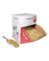 Vadigran SNACK DOG BISCUITS TRAINER MIX - деликатесни бисквитки, тренировка микс 10 кг.