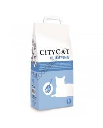 Sanicat Citycat Classic Clumping - котешка тоалетна, контрол на миризмата 5 кг.