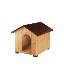 Ferplast Domus Medium - дървена къщичка 73 / 85 / 67,5 cm