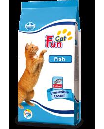 Farmina Fun Cat Fish - пълноценна храна с риба за котки 20кг.