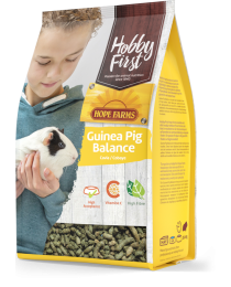 Храна за Морски Свинчета 1,5 кг. - Hobbyfirst Hope Farms Guinea Pig Balance