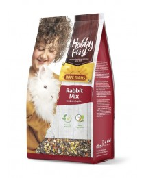 Храна микс за декоративни Зайци 3 кг. - HobbyFirst Hope Farms Rabbit Mix