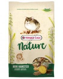 Mini Hamster Nature - Пълноценна храна за всички малки хамстери 400 гр.