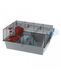 Клетка за гризачи с пълно оборудване 58 / 38 / 30,5 см. - Ferplast
