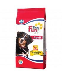 Farmina Fun Dog Adult - храна за кучета с нормална физическа активност  10 кг.
