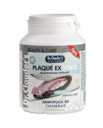 Dr.Clauders Plaque EX - хранителна добавка срещу образуване на зъбна плака - 100 гр.