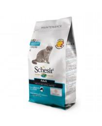 Schesir Maintenance with Fish - Храна за котки с бяла риба 10 кг.