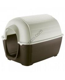 Ferplast Plastic kennel Kenny 01 - пластмасова къща за куче 50 / 78 / 50 cm