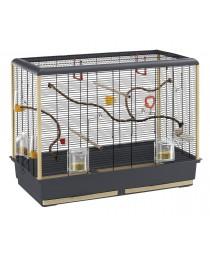 Клетка за малки птички с пълно оборудване 87/46.5/70 см. - Ferplast - Piano 6