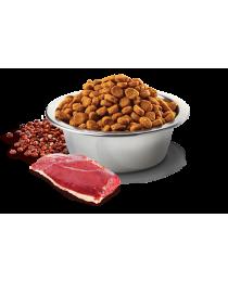 Храна за Кучета в зряла възраст с патешко месо, киноа, кокос и куркума 0.800 кг.